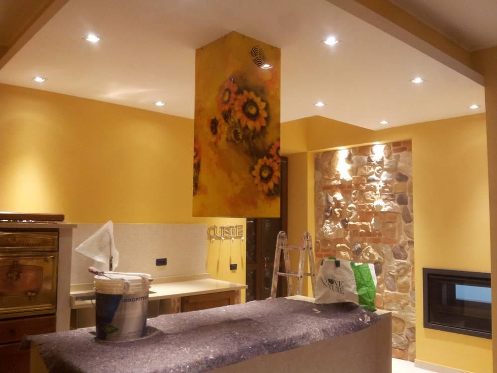 Illuminazione Cartongesso Cucina ~ Tutto su ispirazione design casa