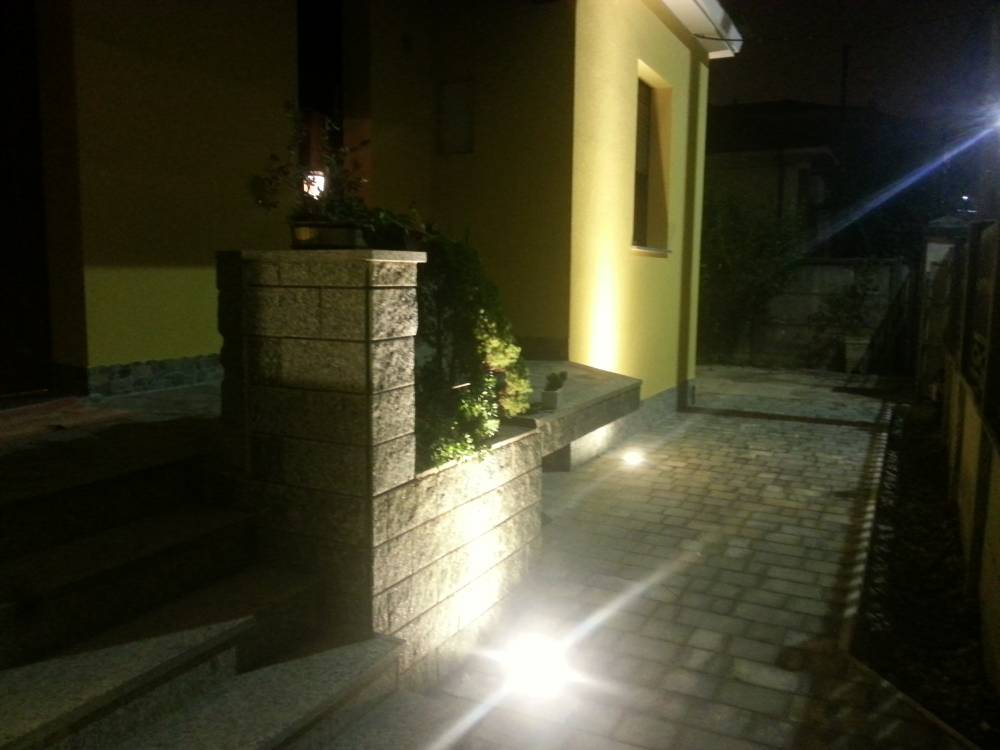 Illuminazione Esterna Led ~ Ispirazione design casa