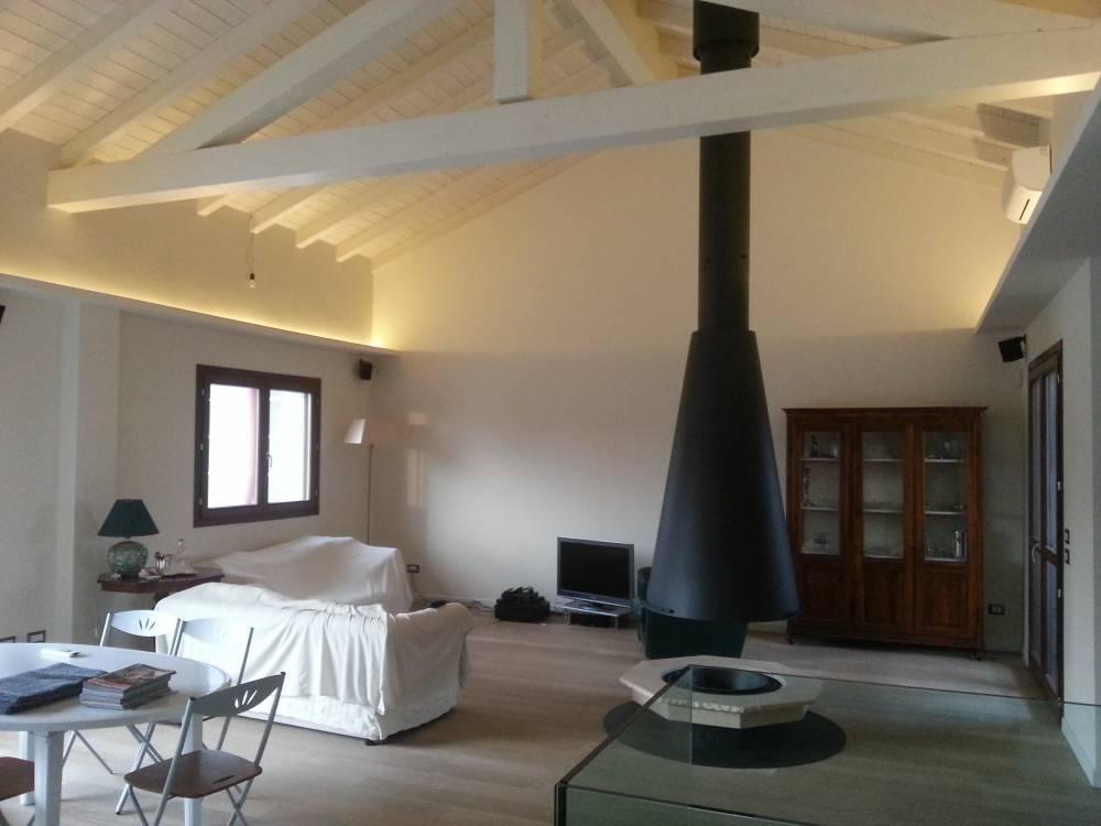 Impianto elettrico ed illuminazione con tecnologia led abitazione