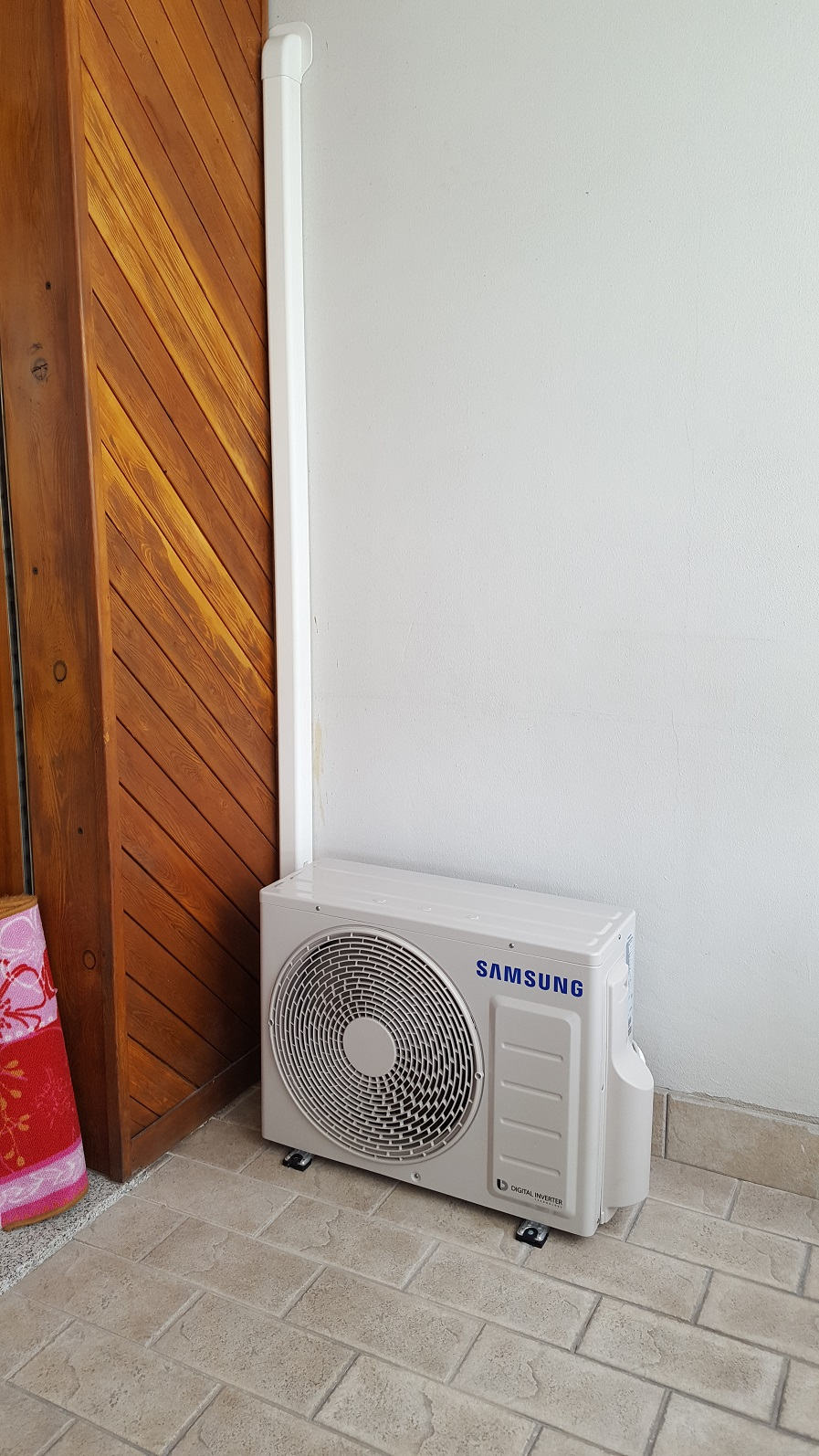 Impianto Condizionamento Samsung Windfree