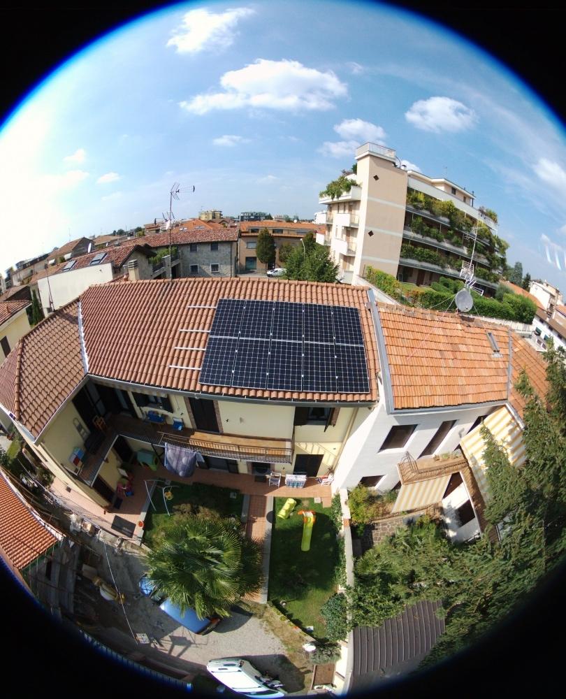 Impianti Fotovoltaici Busto Arsizio impianto fotovoltaico 3,0 kwp solar edge